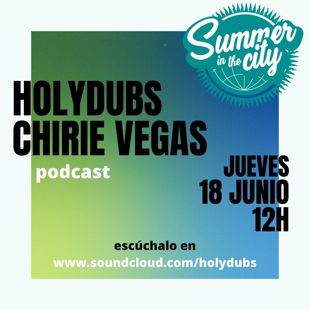 HolyDubs Podcast Chirie Vegas